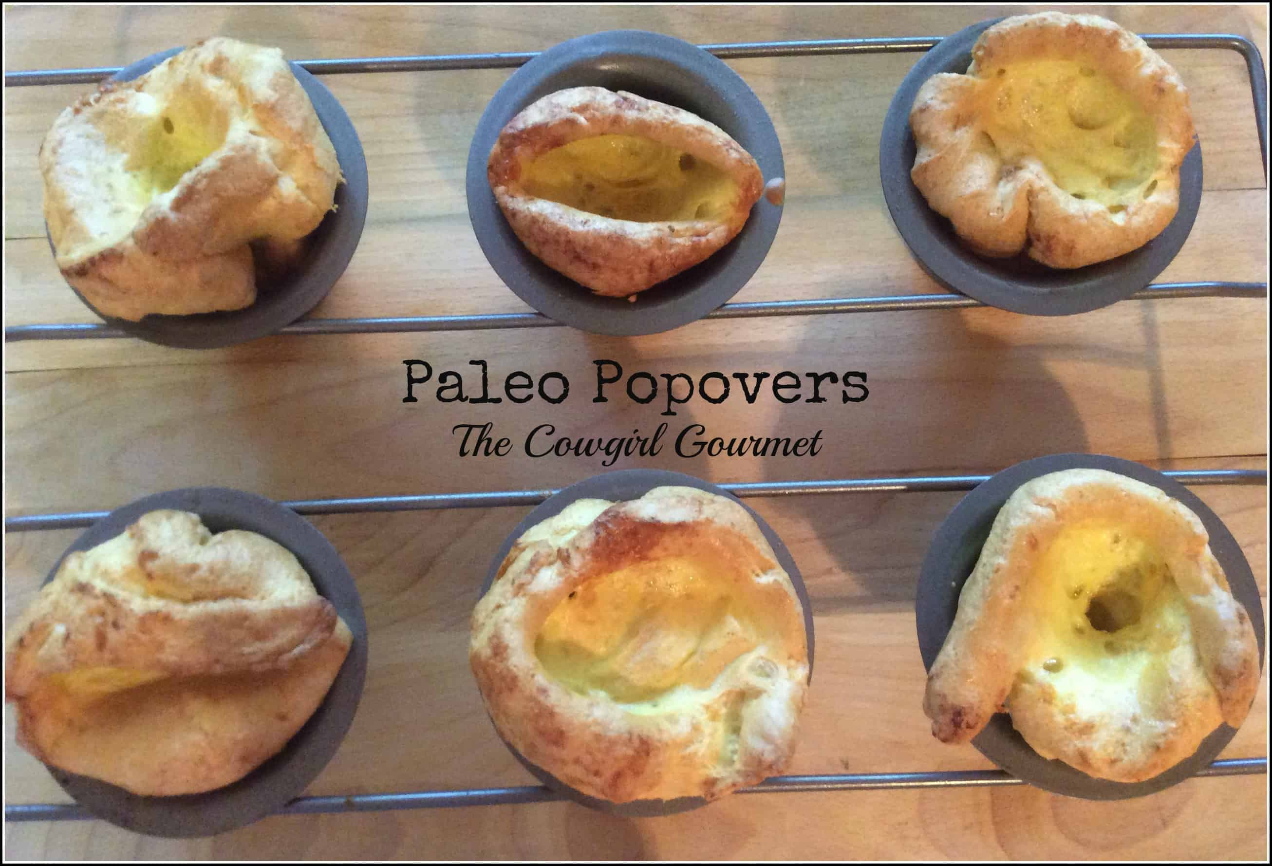 Pop Over For A Paleo Popover The Cowgirl Gourmet In Santa Fe